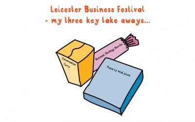Leicester Business Festival – my three takeaways