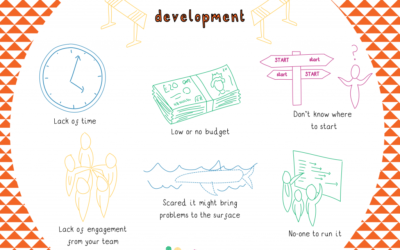 Barriers to team development
