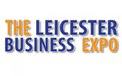 Come and meet me at Leicester Business Expo